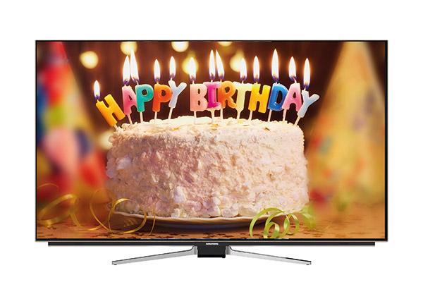 LED TV 4K 139cm GRUNDIG