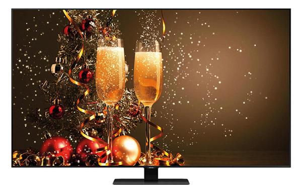 Q-LED TV 4K 163cm SAMSUNG