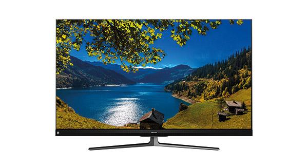 LED TV ULTRA HD Q-LED 4K 139cm HISENSE